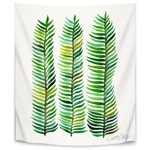 Seaweed by Cat Coquillette Tapestry