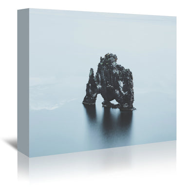Hvitserkur Iceland by Luke Gram Wrapped Canvas - Wrapped Canvas - Americanflat