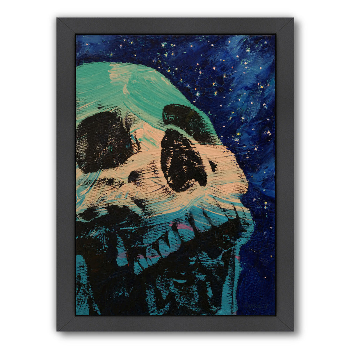 Zombie Stars by Michael Creese Framed Print - Americanflat
