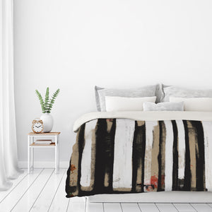 Untitled 18 by Kasi Minami Duvet Cover