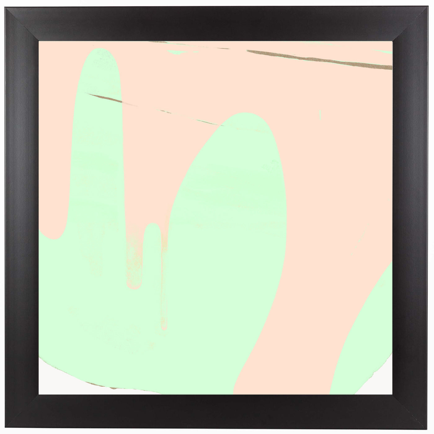 Untitled  39 by Kasi Minami Framed Print - Wall Art - Americanflat