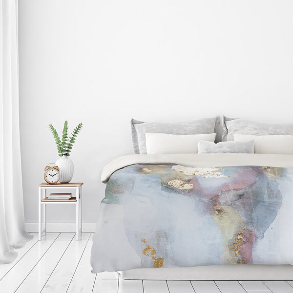 Rose2 by Christine Olmstead Duvet Cover