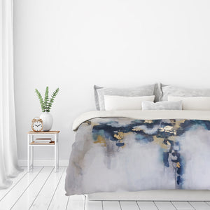 Strength by Christine Olmstead Duvet Cover