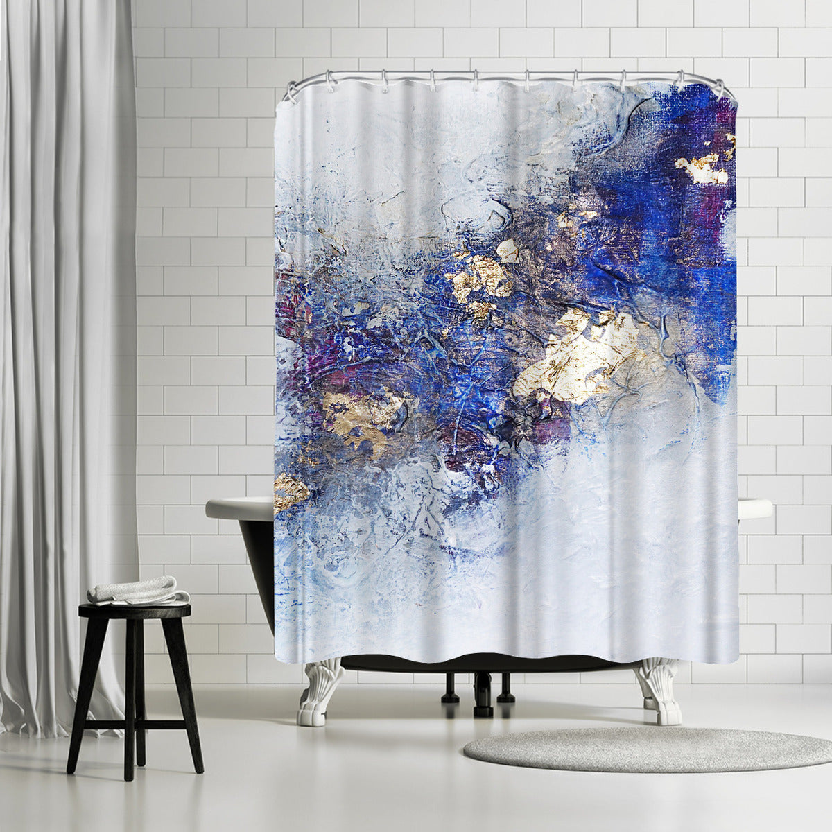 Fading Away by Christine Olmstead Shower Curtain - Shower Curtain - Americanflat