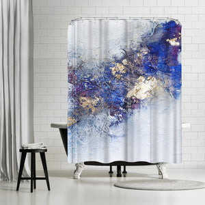 Fading Away by Christine Olmstead Shower Curtain