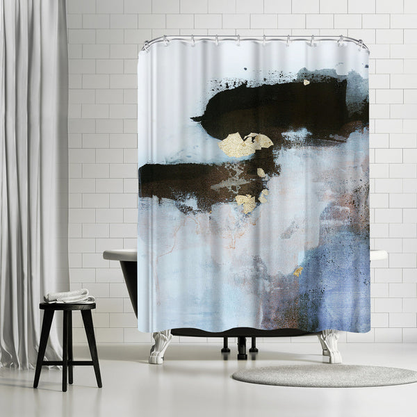 That Thing That Happened by Christine Olmstead Shower Curtain