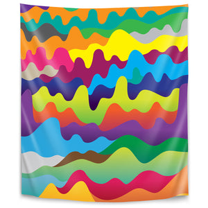 Waves by Joe Van Wetering Tapestry