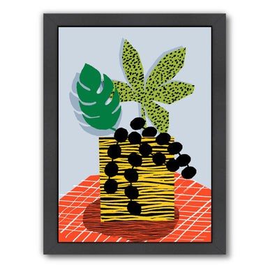 Cheeuh by Wacka Designs Framed Print - Americanflat