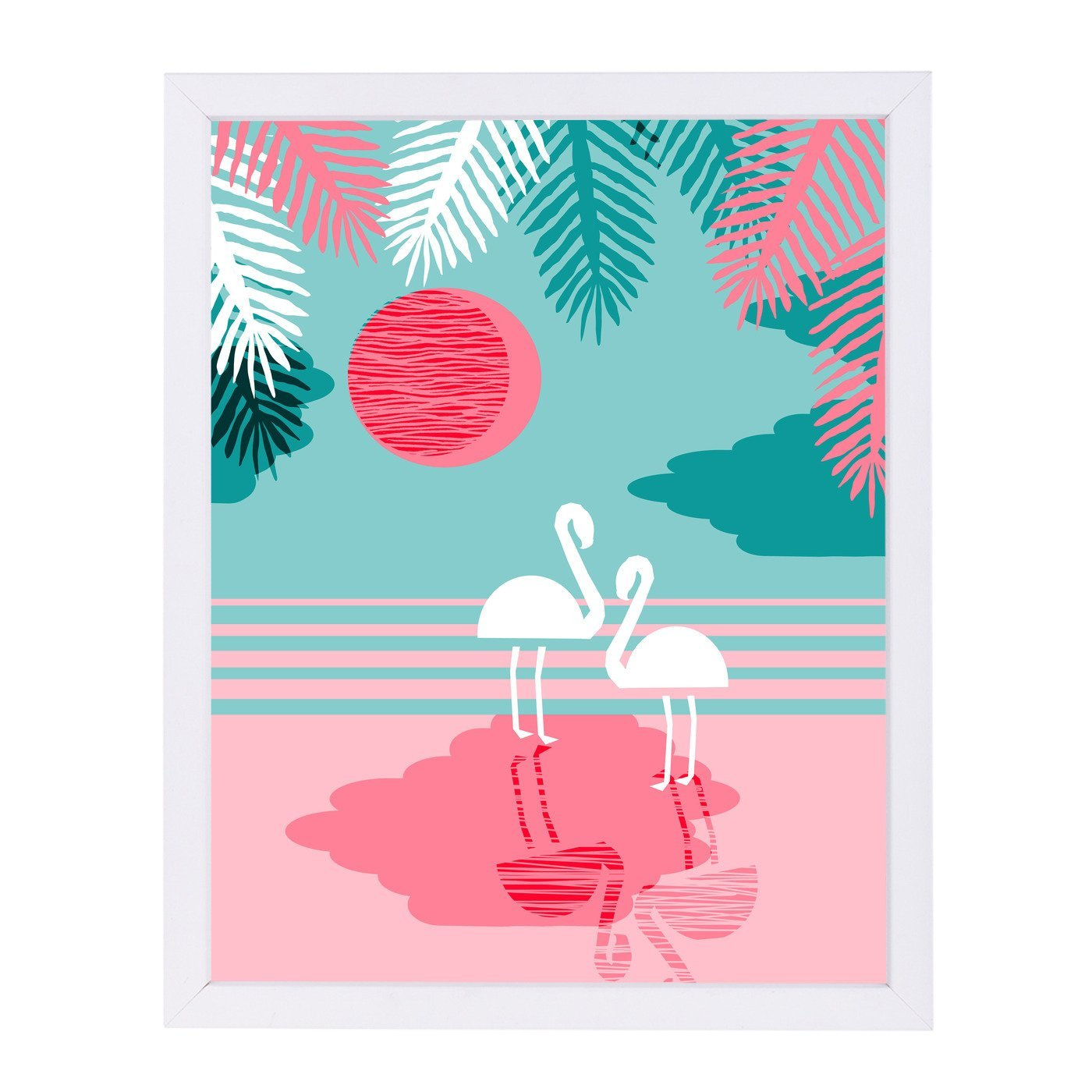 Chill Vibes by Wacka Designs Framed Print - Americanflat