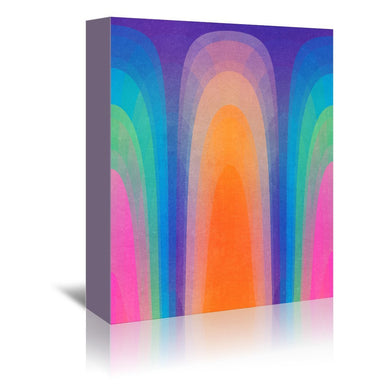 Chroma01 by Tracie Andrews Wrapped Canvas - Wrapped Canvas - Americanflat