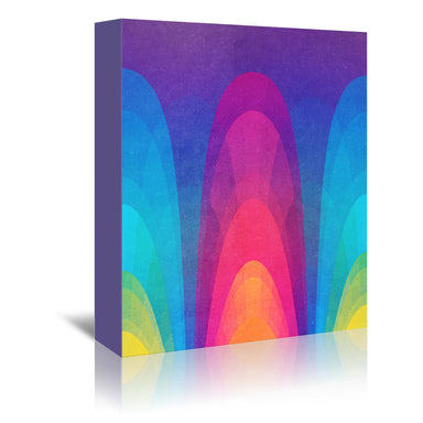 Chroma02 by Tracie Andrews Wrapped Canvas - Wrapped Canvas - Americanflat