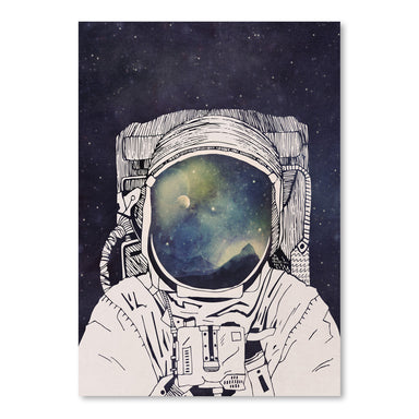 Dreaming Of Space by Tracie Andrews Art Print - Art Print - Americanflat