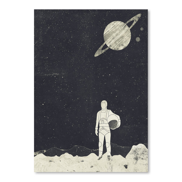 Explorer by Tracie Andrews Art Print