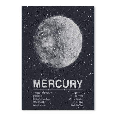 Mercury by Tracie Andrews Art Print - Art Print - Americanflat