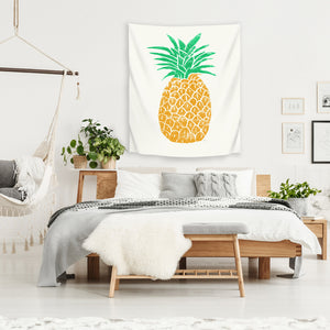 Pineapple by Tracie Andrews Tapestry