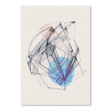 Structura by Tracie Andrews Art Print - Art Print - Americanflat