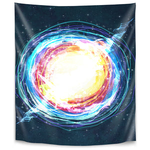 Supernova by Tracie Andrews Tapestry
