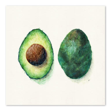 Avocado by Tracie Andrews Art Print - Art Print - Americanflat