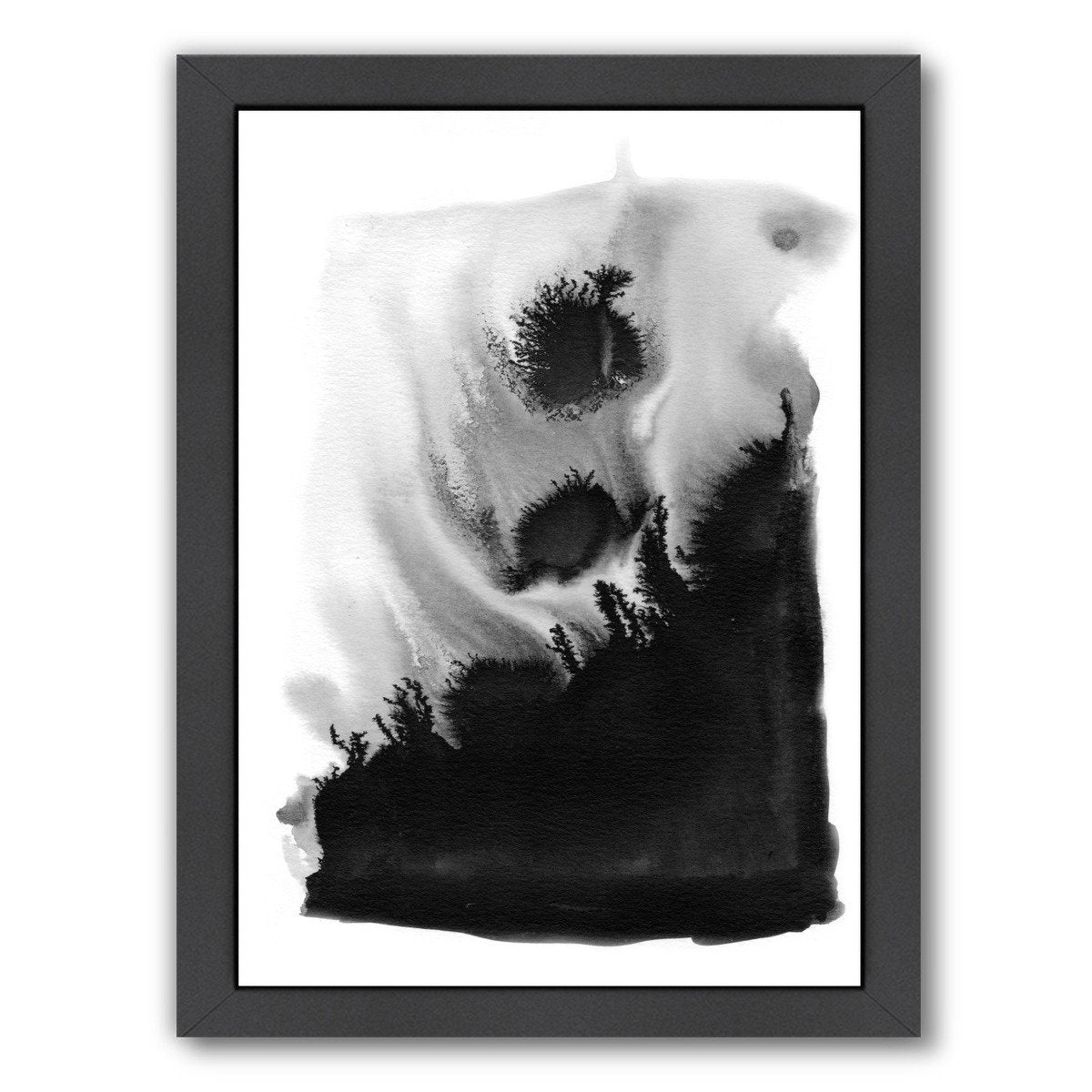 Bang by Charlotte Winter Framed Print - Americanflat