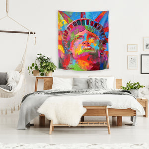 Liberty by Richard Wallich Tapestry