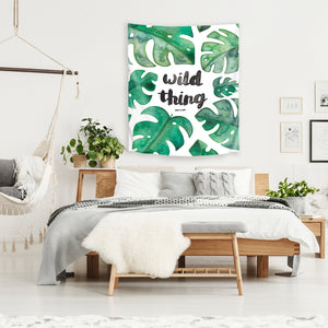 Tropical Wild Thing by Elena O'Neill Tapestry