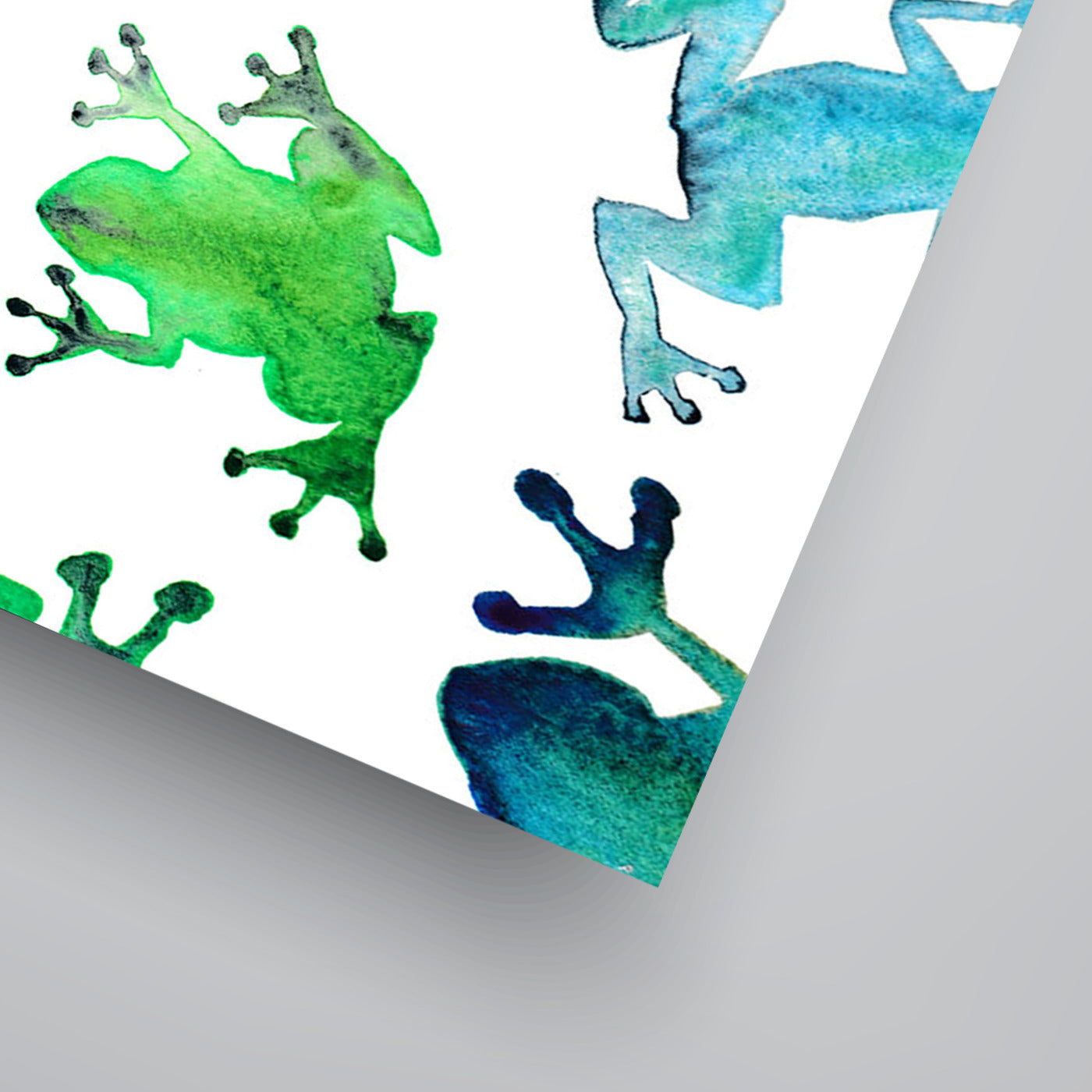 Tree Frogs by Elena O'Neill Art Print - Art Print - Americanflat
