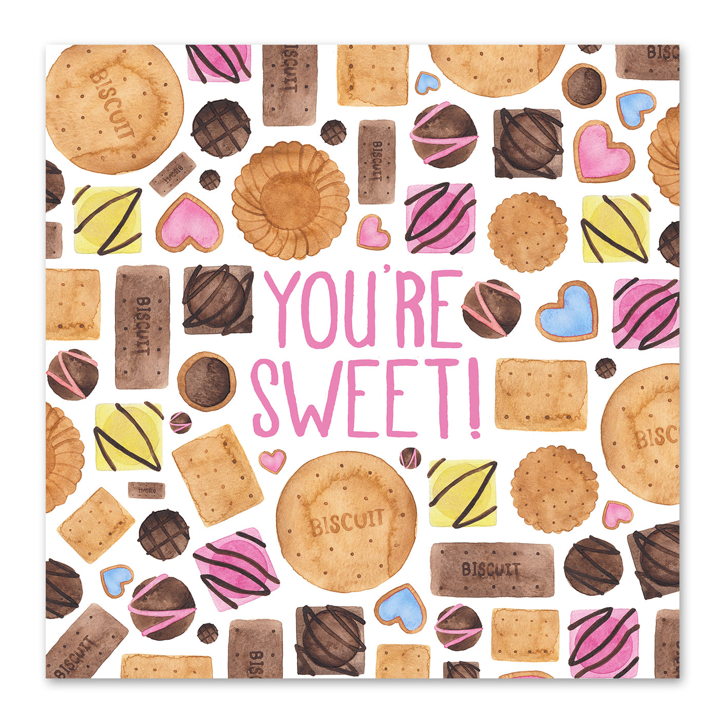 You're Sweet by Elena O'Neill Art Print - Art Print - Americanflat