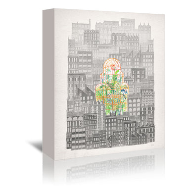 Eva by David Fleck Wrapped Canvas - Wrapped Canvas - Americanflat