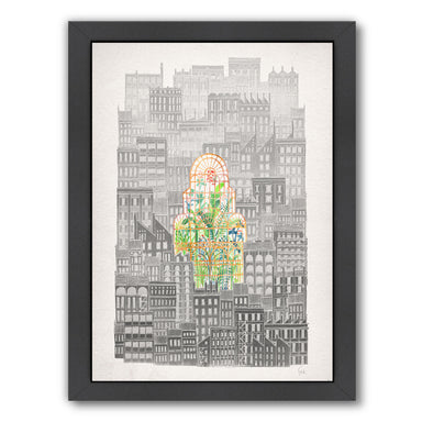 Eva by David Fleck Framed Print - Americanflat