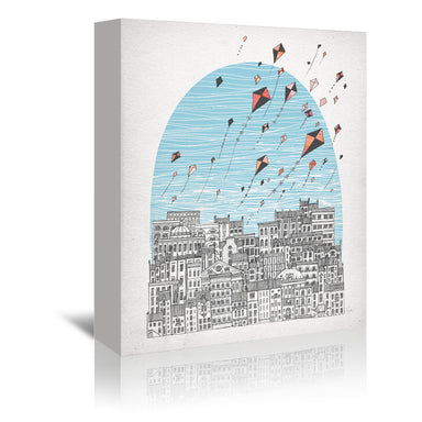Kedesh by David Fleck Wrapped Canvas - Wrapped Canvas - Americanflat