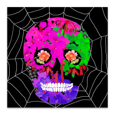 The Web by Edith Jackson Art Print - Art Print - Americanflat