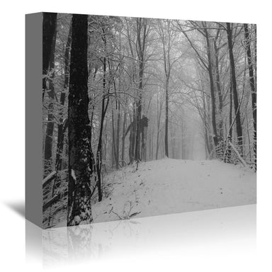 Lonely by NDTank Wrapped Canvas - Wrapped Canvas - Americanflat