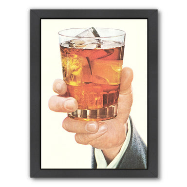 Cocktail by Found Image Press Framed Print - Wall Art - Americanflat