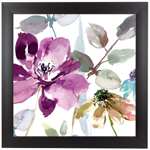 Floral Flourish by Harrison Ripley Framed Print