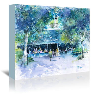 La Toscana by Rachel McNaughton Wrapped Canvas - Wrapped Canvas - Americanflat