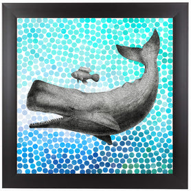 New Friends 3 by Garima Dhawan Framed Print