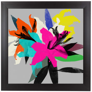 Lily 12 by Garima Dhawan Framed Print - Wall Art - Americanflat