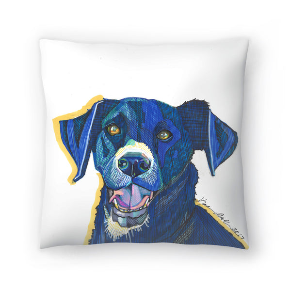 Elissa Werner by Solveig Studio Decorative Pillow