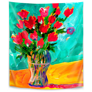 Roses by Sunshine Taylor Tapestry