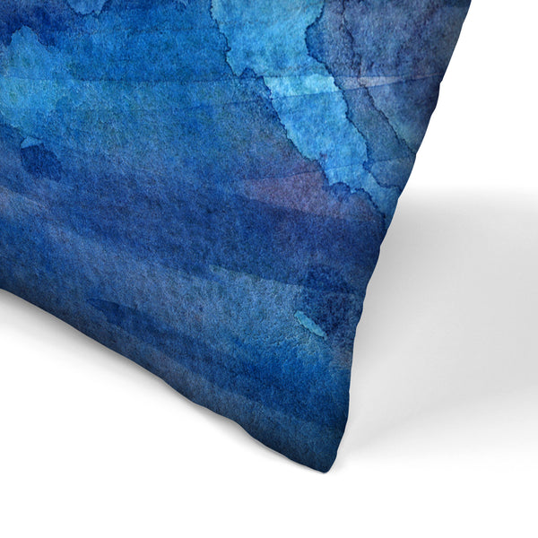 Facing East by Sam Nagel Decorative Pillow