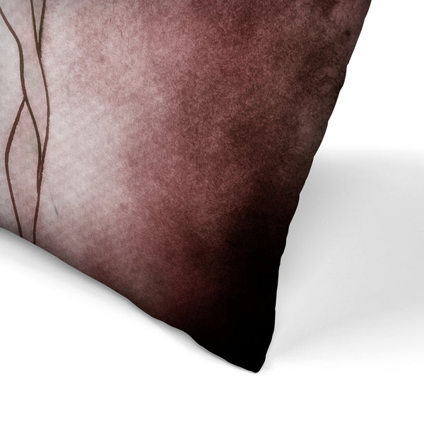 Mermaid 2 by Sam Nagel Decorative Pillow