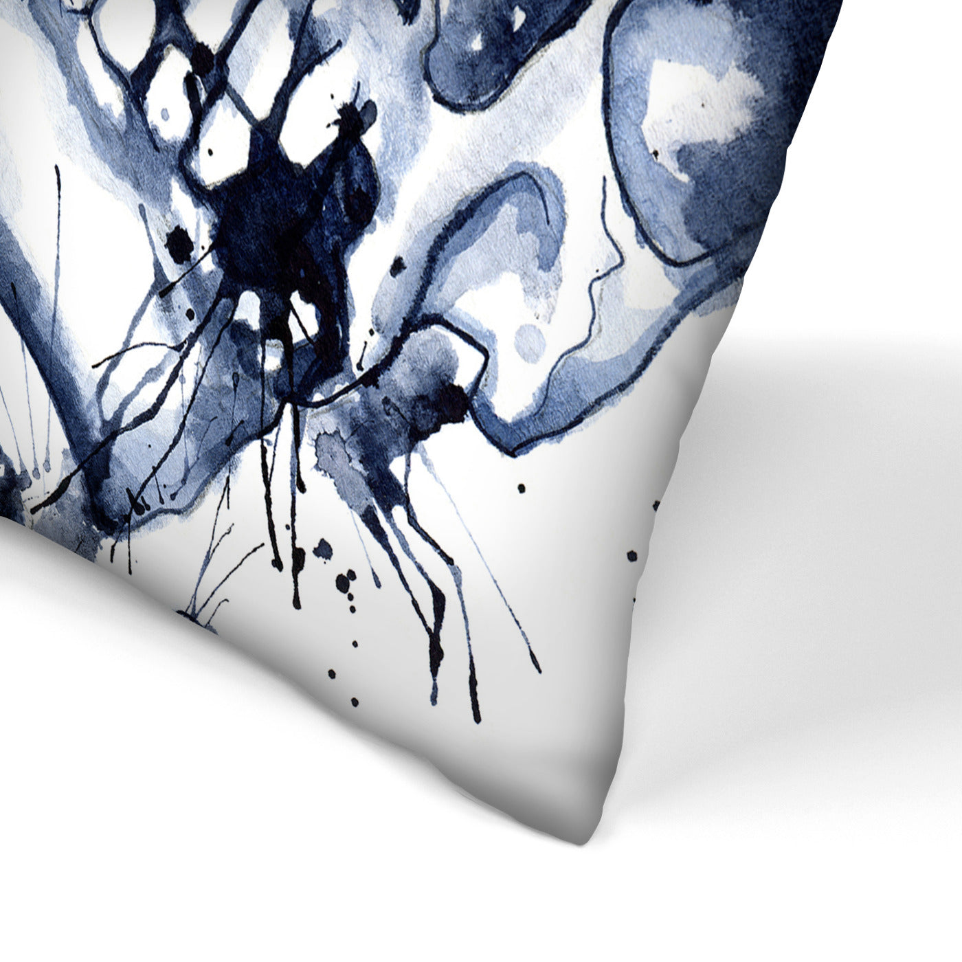 Skull Pattern by Sam Nagel Decorative Pillow - Decorative Pillow - Americanflat