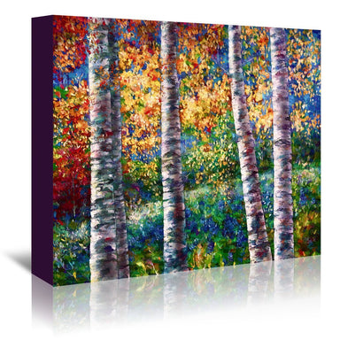 A Midsummer Nights Dream by OLena Art Wrapped Canvas - Wrapped Canvas - Americanflat