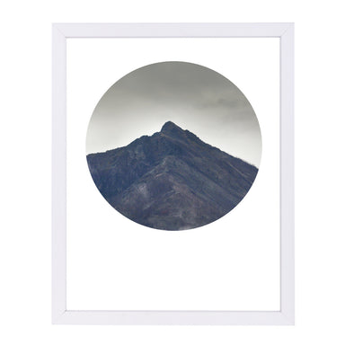 Climb Mountains by Annie Bailey Framed Print - Americanflat