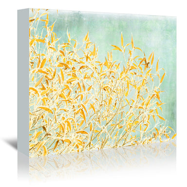 Fall Interrupted by Annie Bailey Wrapped Canvas - Wrapped Canvas - Americanflat