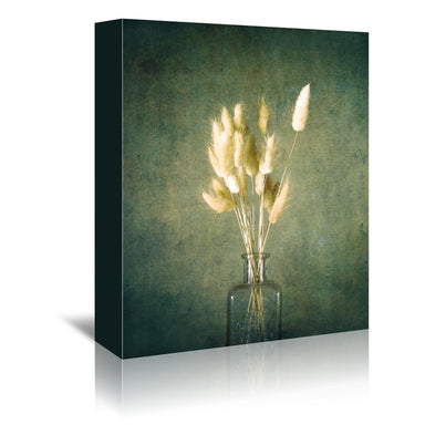 Farmhouse Bouquet by Annie Bailey Wrapped Canvas - Wrapped Canvas - Americanflat