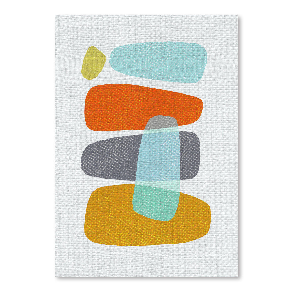 Pods No 2 by Annie Bailey Art Print - Art Print - Americanflat