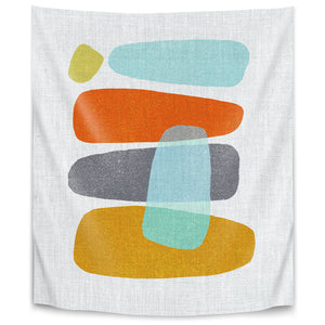 Pods No 2 by Annie Bailey Tapestry
