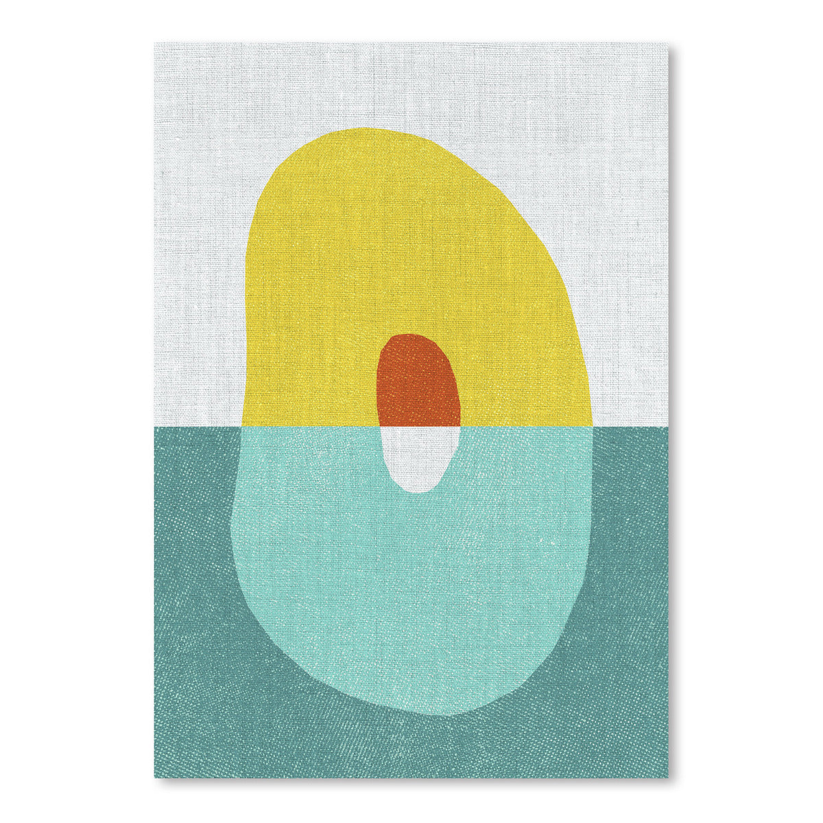 Pods No 5 by Annie Bailey Art Print - Art Print - Americanflat