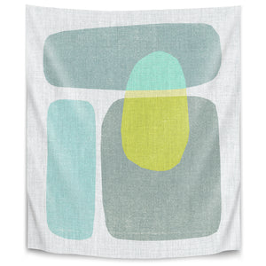 Pods No 6 by Annie Bailey Tapestry